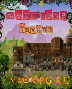 Постер игры Moonstone Tavern – A Fantasy Tavern Sim
