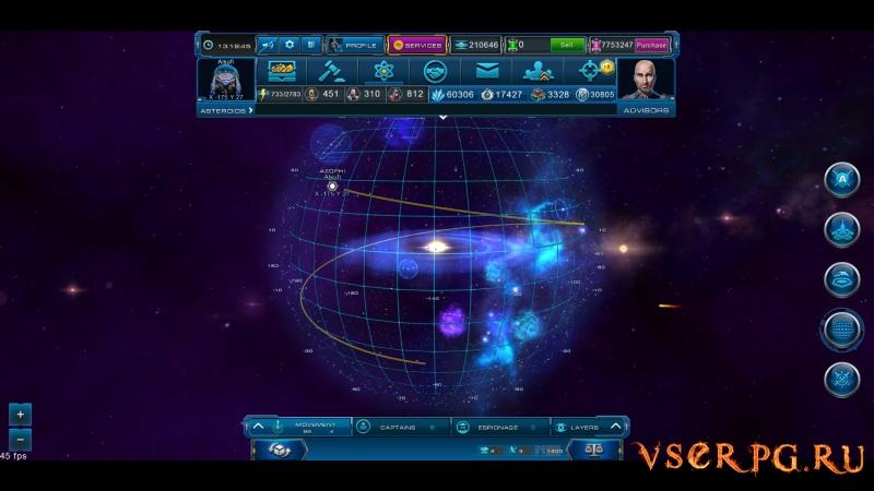 Астролорды: Покоритель облака screen 1