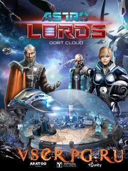 Постер игры Астролорды: Покоритель облака
