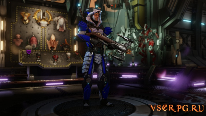 XCOM 2: Alien Hunters screen 3