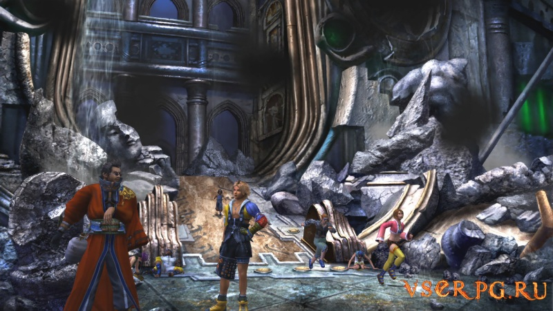 FINAL FANTASY X/X-2 HD Remaster PC screen 2
