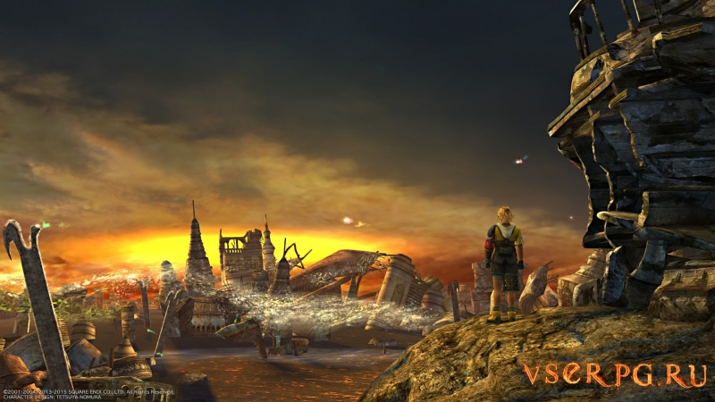 FINAL FANTASY X/X-2 HD Remaster PC screen 1
