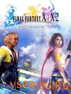 Постер игры FINAL FANTASY X/X-2 HD Remaster PC