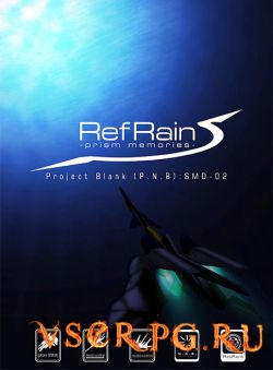 Постер игры RefRain - prism memories -
