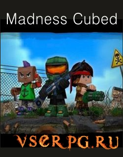Постер игры Madness Cubed