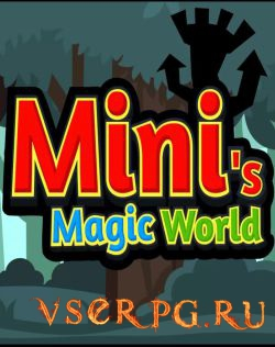 Постер игры Mini's Magic World