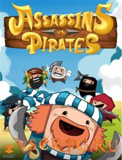 Постер игры Assassins vs Pirates
