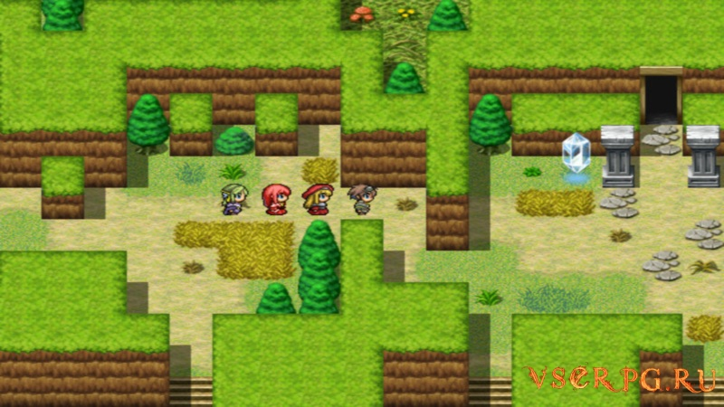 Legionwood: Tale of the Two Swords screen 2