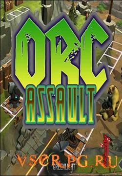 Постер игры Orc Assault