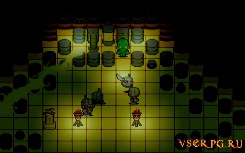 Rogue Port Red Nightmare screen 3