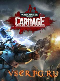 Постер игры Warhammer 40,000: Carnage Champions