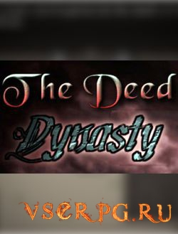 Постер игры The Deed: Dynasty