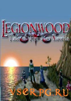 Постер игры Legionwood: Tale of the Two Swords
