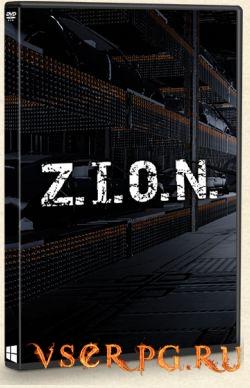 Постер игры Z.I.O.N.