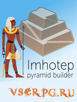 Постер игры Imhotep, Pyramid Builder