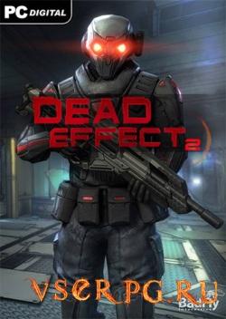 Постер игры Dead Effect 2