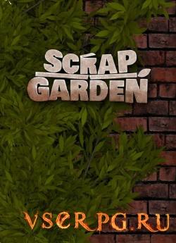 Постер игры Scrap Garden