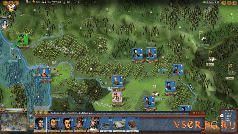 Wars of Napoleon screen 3