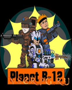 Постер игры Planet R-12