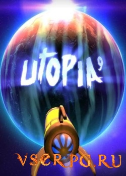 Постер игры UTOPIA 9: A Volatile Vacation