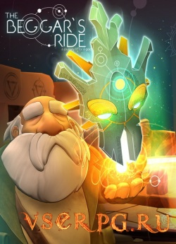 Постер игры The Beggar's Ride