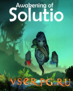 Постер игры Awakening of Solutio