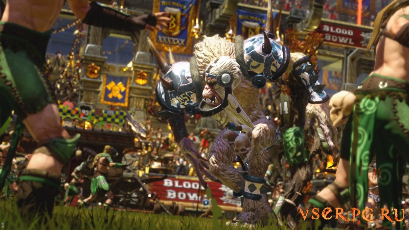 Blood Bowl 2 Norse screen 2