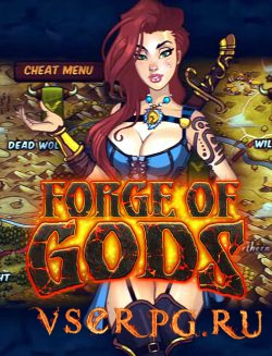 Постер игры Forge of Gods