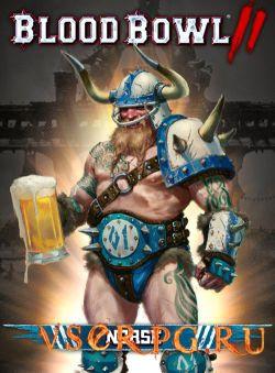 Постер игры Blood Bowl 2 Norse