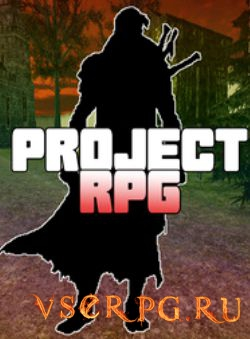 Постер игры Project RPG