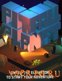Постер игры Pitfall Planet