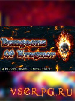 Постер игры Dungeons Of Kragmor