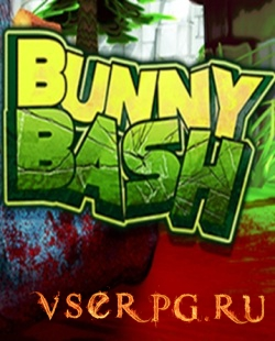 Постер игры Bunny Bash