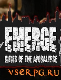 Постер игры Emerge: Cities of the Apocalypse