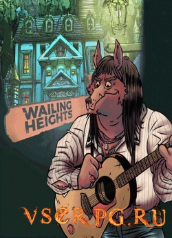 Постер игры Wailing Heights