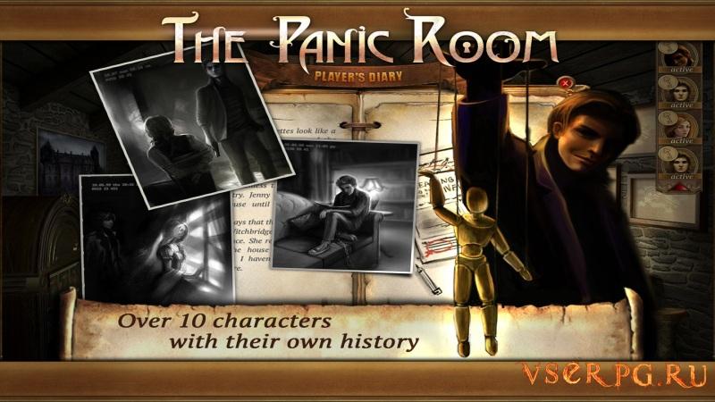 Цена Свободы: Тайна Кукловода / The Panic Room screen 2
