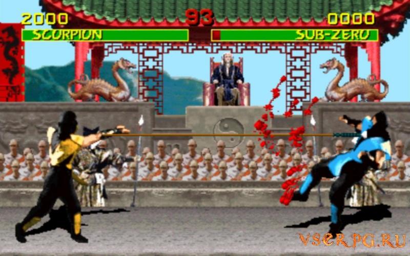 Mortal Kombat 1 screen 3
