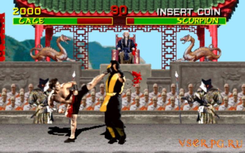 Mortal Kombat 1 screen 1
