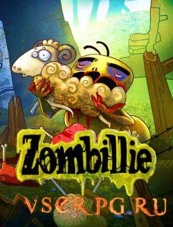Постер игры Zombillie