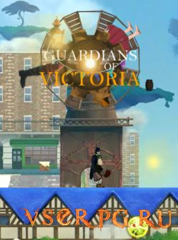 Постер игры Guardians of Victoria