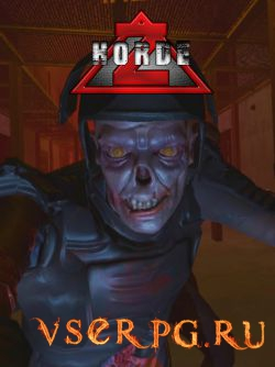 Постер игры HordeZ