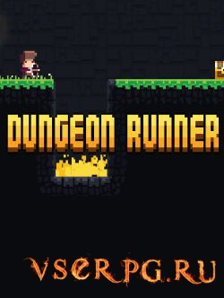Постер игры Dungeon Runner