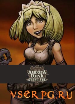 Постер игры Aurora Dusk: Steam Age
