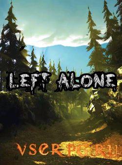 Постер игры Left Alone