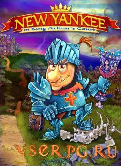 Постер игры Янки при дворе короля Артура / New Yankee in King Arthur's Court