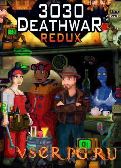 Постер игры 3030 Deathwar Redux