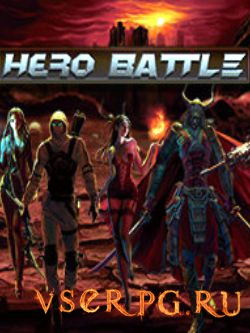 Постер игры Hero Battle