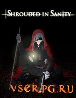 Постер игры Shrouded in Sanity
