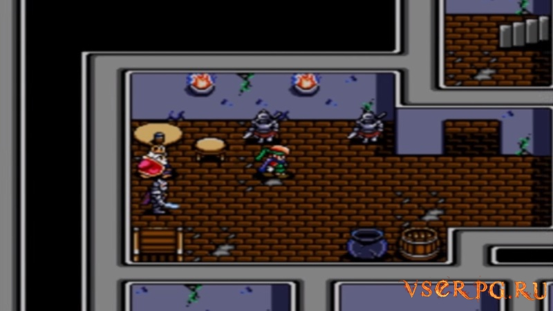 Shining Force screen 3