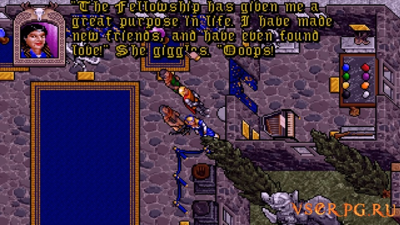 Ultima 7 screen 2